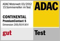 Хорошо - оценка ADAC в тестировании CPC5