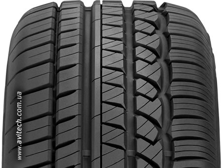 Cooper Zeon RS3-A pattren tread design