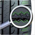 Вязкие полимеры Goodyear EfficientGrip SUV