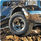 Улучшенное сцепление с грязной поверхностью для езды по бездорожью