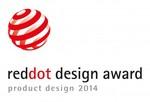 Red Dot Design Award logo