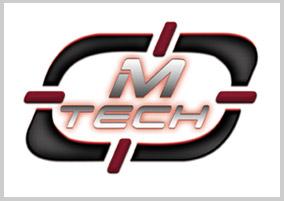 M-Tech technology logo
