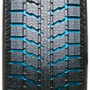 Направленный рисунок протектора в  Toyo GSi5