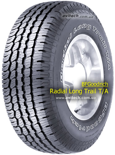 BFGoodrich Radial Long Trail T/A