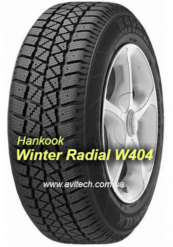 Hankook Winter Radial W404