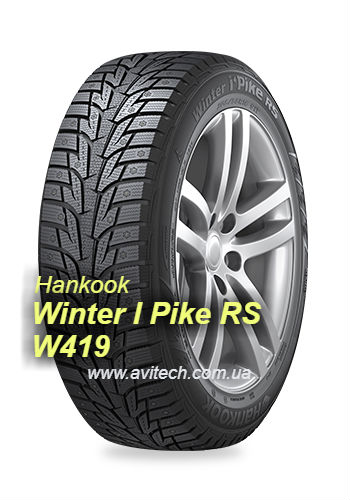 Winter I Pike RS W419