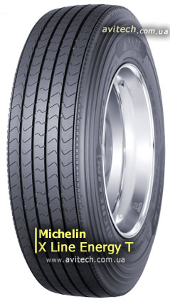 Michelin X Line Energy T