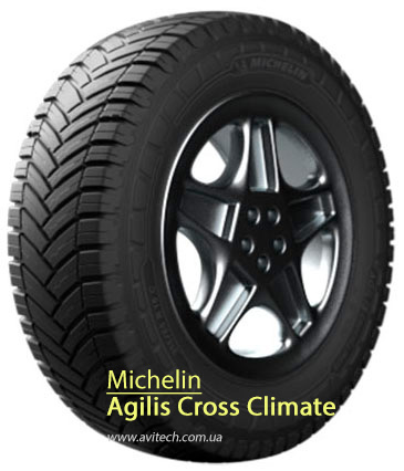 Michelin Agilis Cross Climate