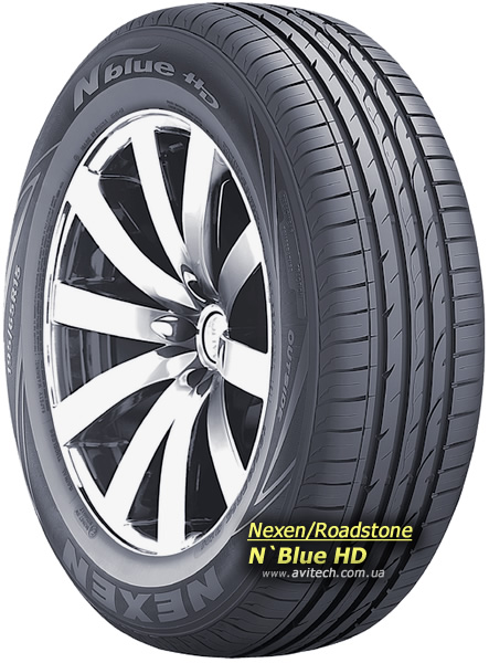 Roadstone N Blue HD