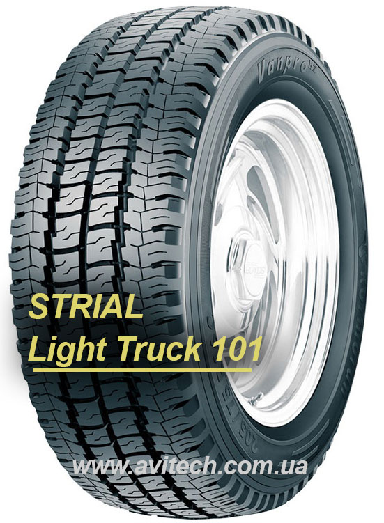 Strial Light Truck 101